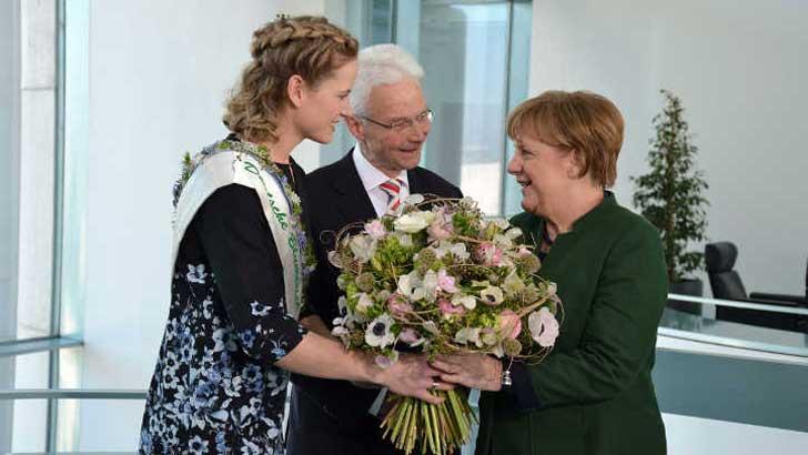 Blumenfee Corina Krause