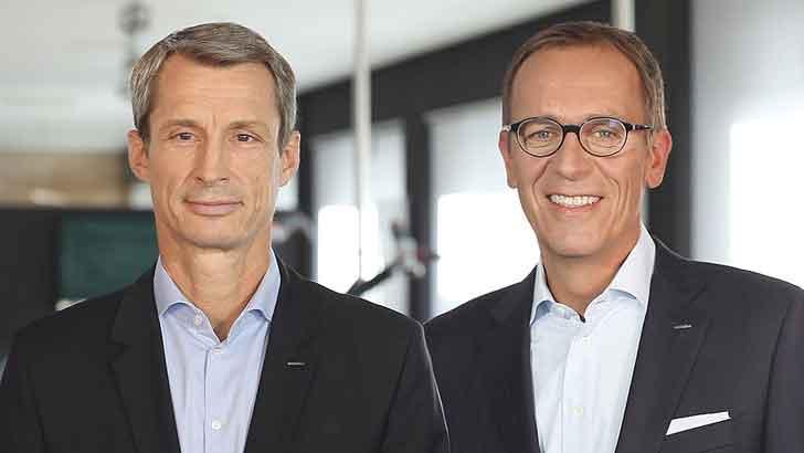 Horst W. Garbrecht und Eric Oellerer