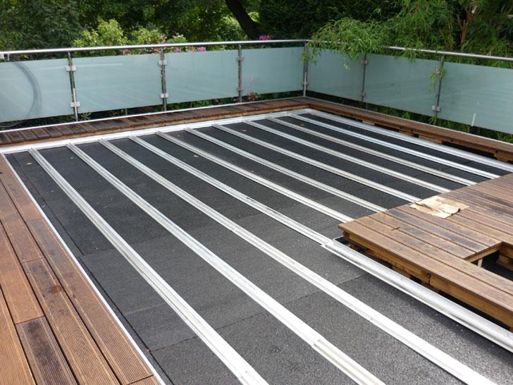 Metten Overath innovatives verlegesystem für betonplatten