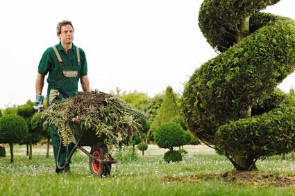 Berufskleidung für Garten- und Landschaftspfleger