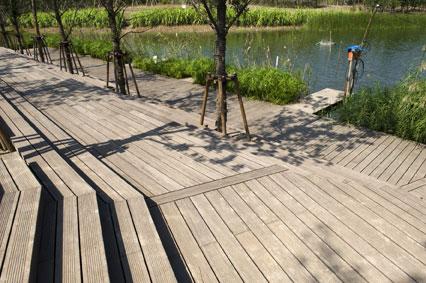 Terrassendielen Bambus terrassendielen aus bambus