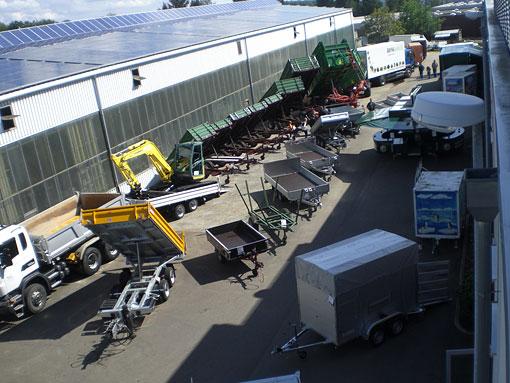 Hausmesse Bei Münz Fahrzeugbau Gmbh Co Kg