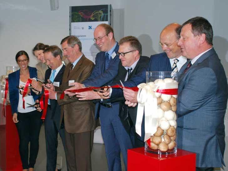 Kompetenzzentrum für Angewandte Mykologie und Umweltstudien eröffnet in Mönchengladbach