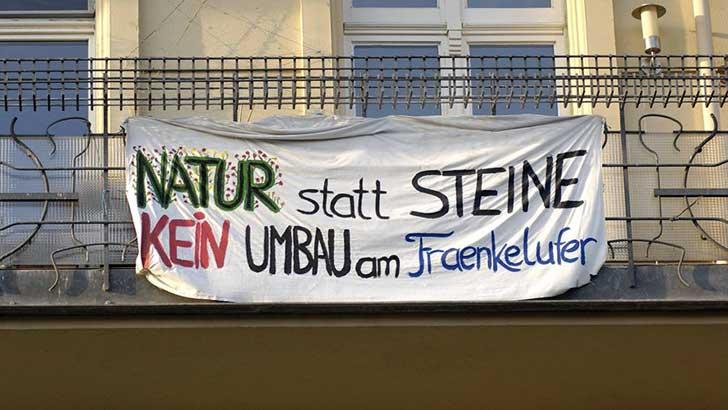 Fraenkelufer in Berlin
