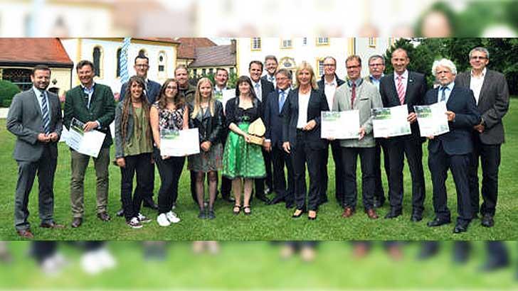Bayerischer Biodiversitätspreis