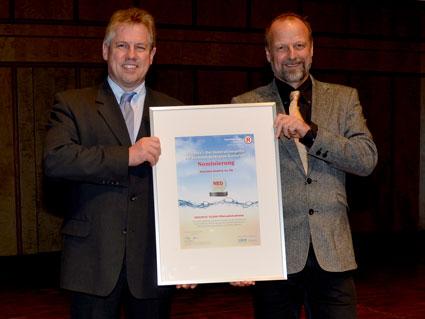 Bernd Schiller und Claus Huwe
