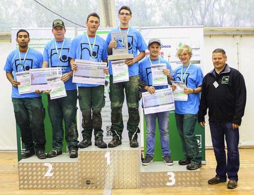 NRW-Landschaftsgärtner-Cup