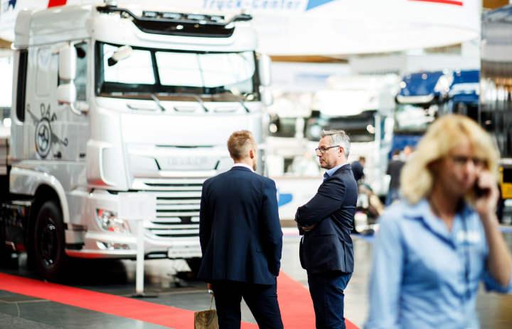 NUFAM 2021 findet statt - Planungen für Nutzfahrzeugmesse im September laufen auf Hochtouren