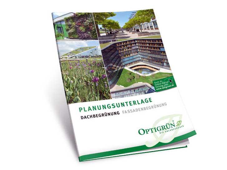 Planungshilfe zur Gebäudebegrünung