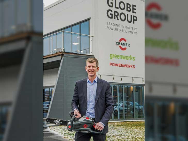Neuer Europa-Chef bei der GlobeGroup