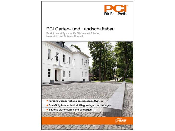 PCI Pflasterfugenmörtel