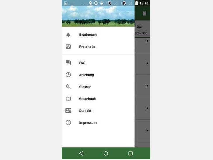 iFlora Screenshot