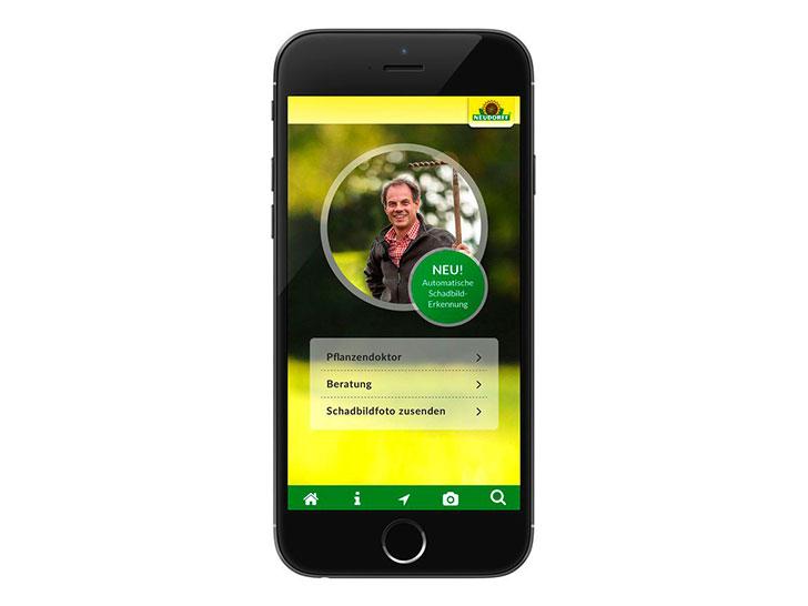 Pflanzendoktor-App