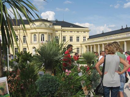 Europäische Pflanzen- und Gartenkunsttage