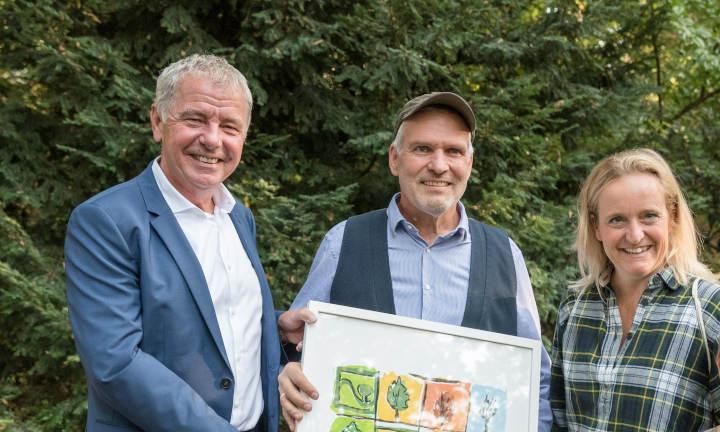 25 Jahre Garten-, Landschaftsbau und Baumpflege: DIE PRESSLER in Stuttgart
