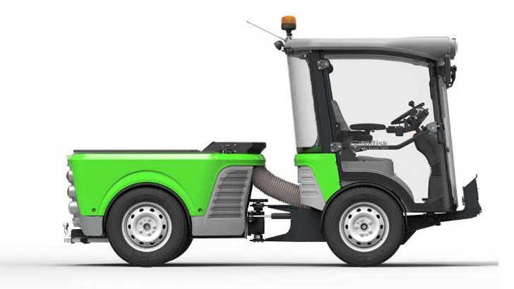 City Ranger 3070