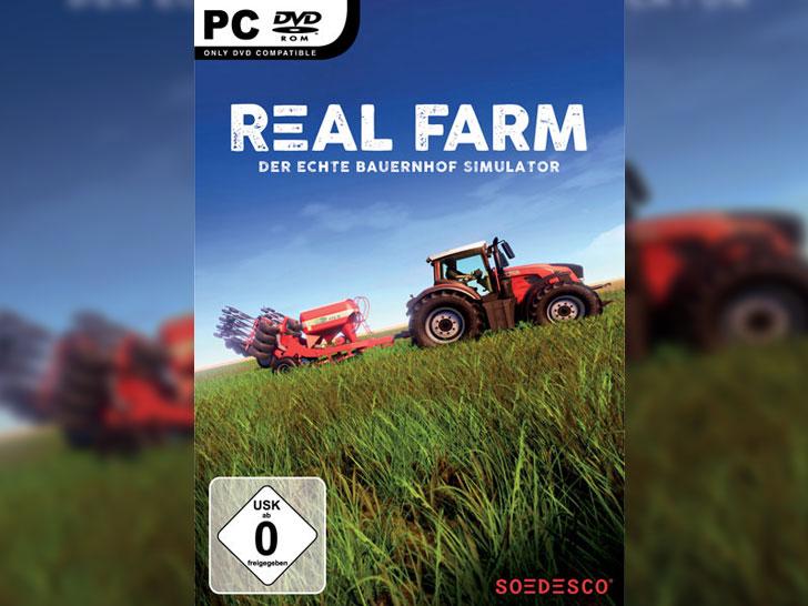 PC-Spiel Real Farm