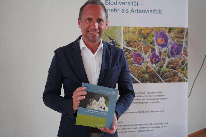 Glauber: Biodiversitätszentrum Rhön ist Ideenschmiede für Natur- und Artenschutz