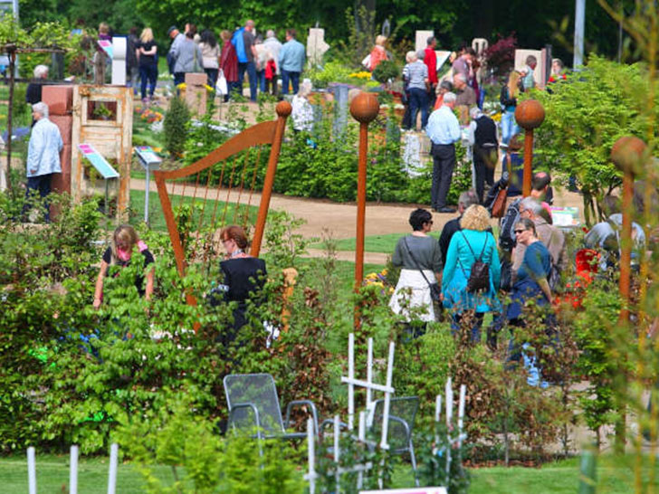Dreizehn Kommunen bewerben sich um hessische Landesgartenschau 2027