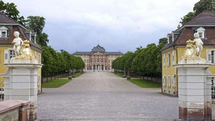 Schlossgarten Bruchsal