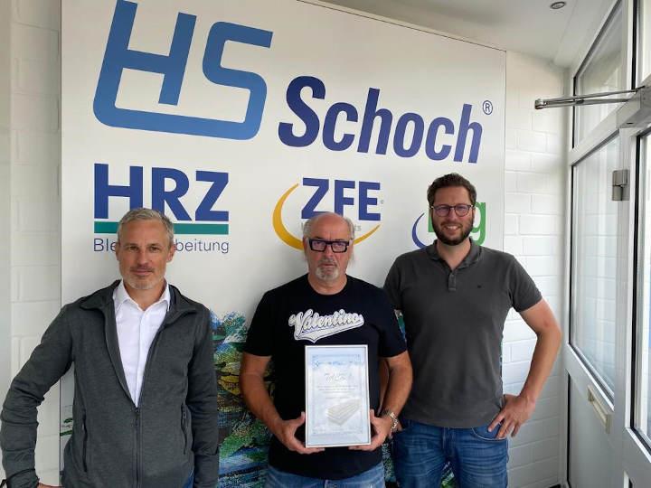20 Jahre Partnerschaft HS-Schoch & BOROX