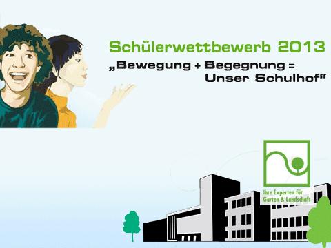 Schülerwettbewerb Logo