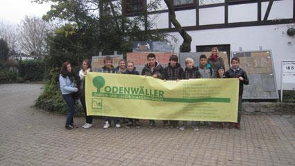 Schülerbesuch Heinrich-Böll-Schule