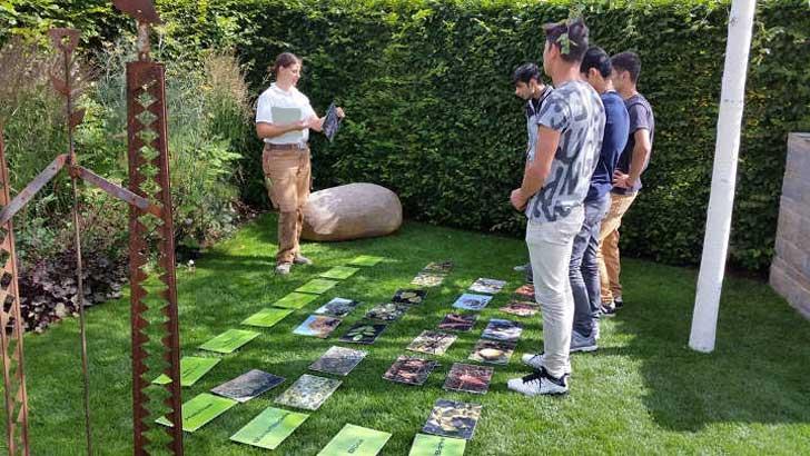 Landschaftsgärtner live