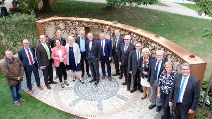 Das hessische Kabinett