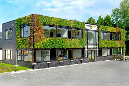 Elementen für Grünfassaden
