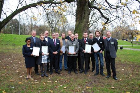 FirmenGarten-Wettbewerb 2012