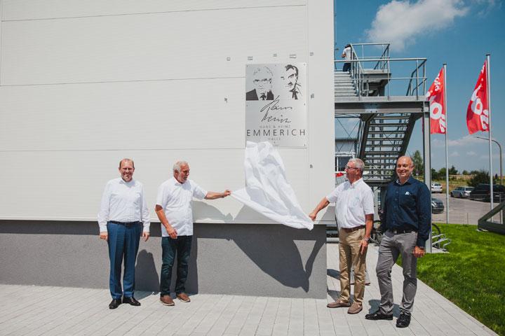 SOLO Kleinmotoren - Neues Betriebsgebäude
