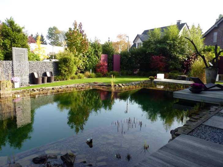 ruhiges Plätzchen im Garten