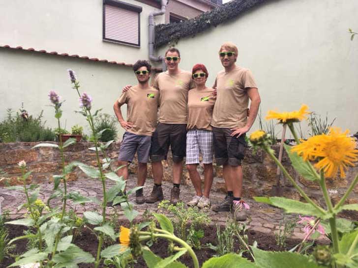 BTS Gartenwerk
