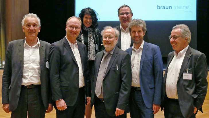 Symposium der braun-steine GmbH
