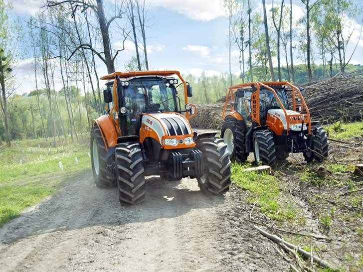 STEYR-Traktoren