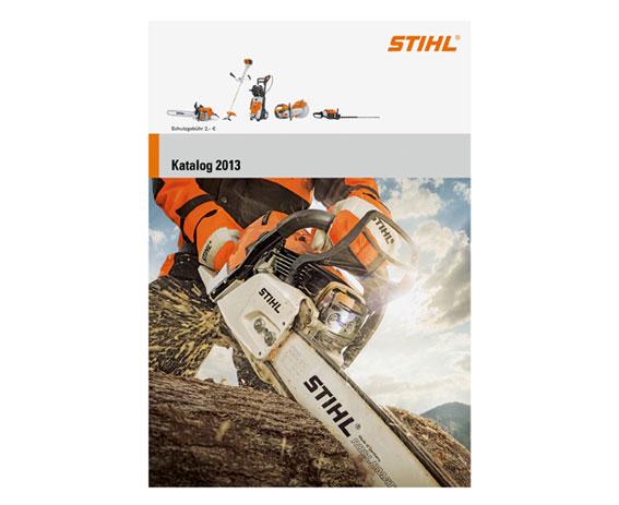STIHL Katalog 2013
