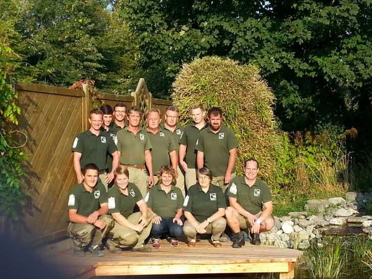 Garten- und Landschaftsbau Stottele feiert 25-jähriges Betriebsjubiläum