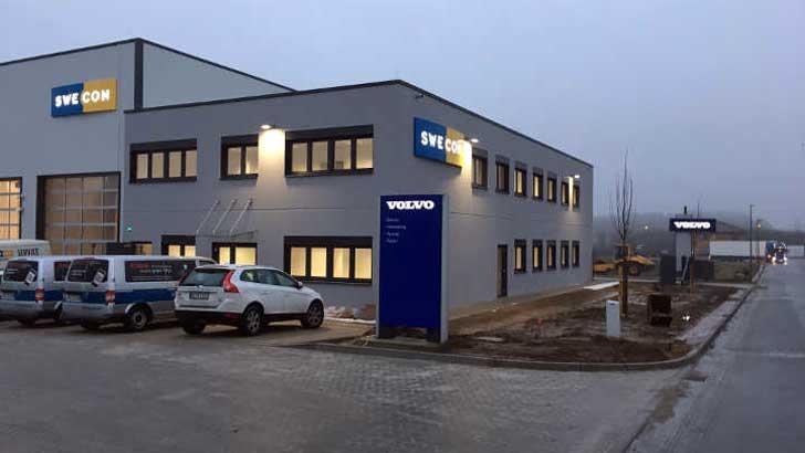 Swecon Baumaschinen GmbH