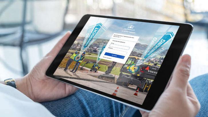 Online-Kundenportal