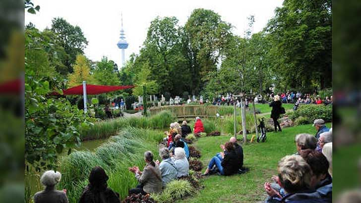 Tag des Friedhofs Mannheim