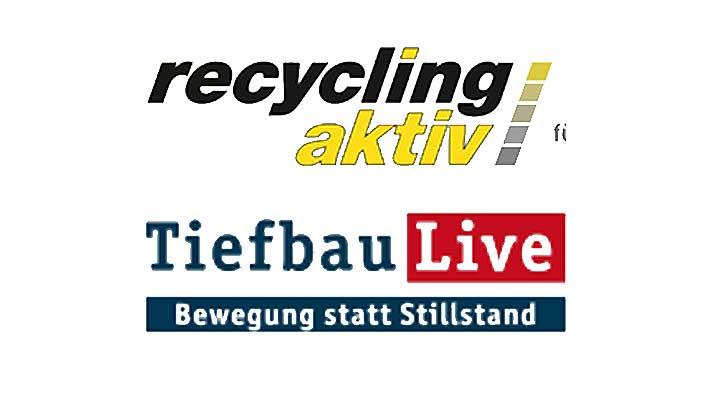 recycling aktiv und TiefbauLive