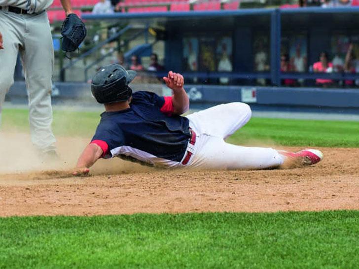 Baseball-Beläge