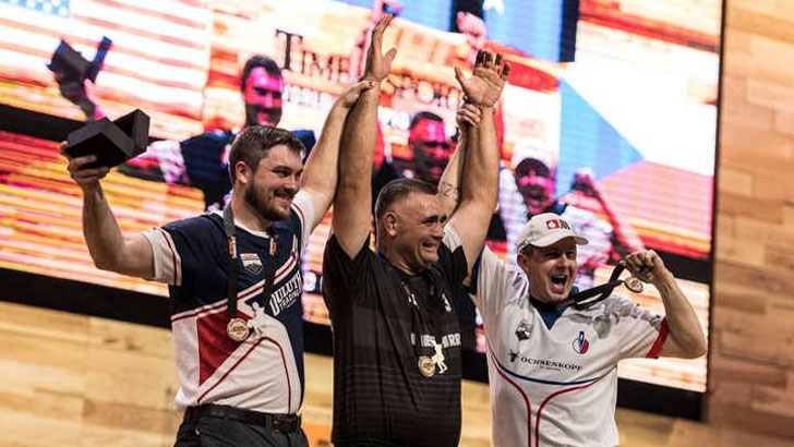 Timbersports WM 2016