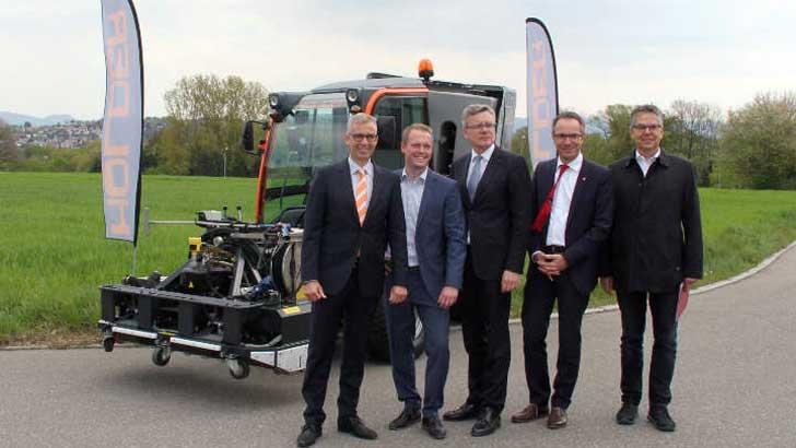 Geschäftsführung Max Holder GmbH
