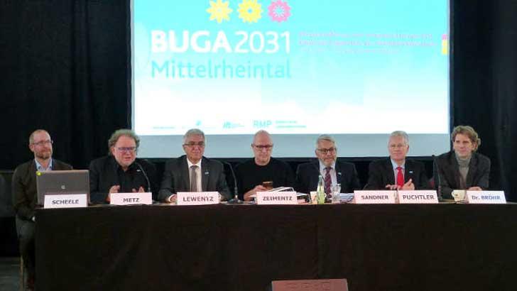 Befürworter der BUGA 2031