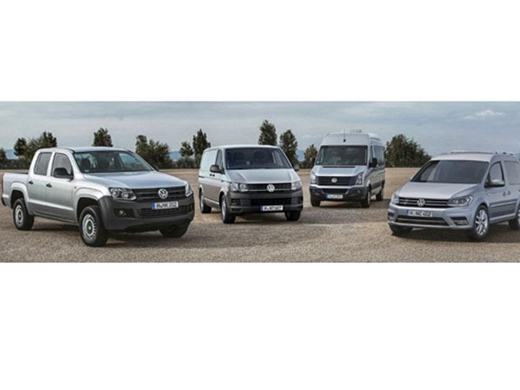 Volkswagen Nutzfahrzeuge: 37.000 Auslieferungen im Mai
