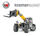 Wacker Neuson Minibagger Kramer Allrad Weidemann