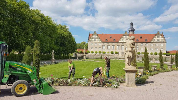 Schlossgärtner