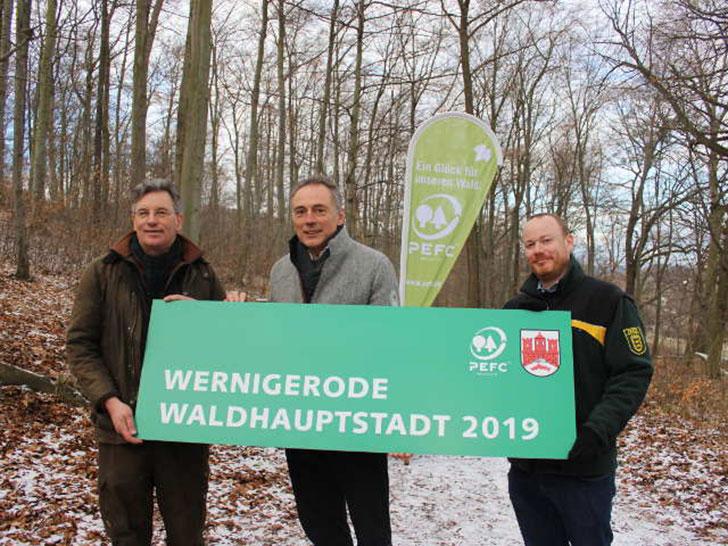 PEFC-Waldhauptstadt 2019